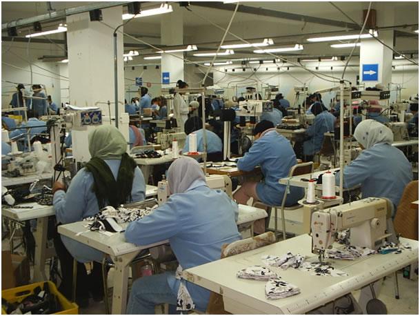 Sociétés textile