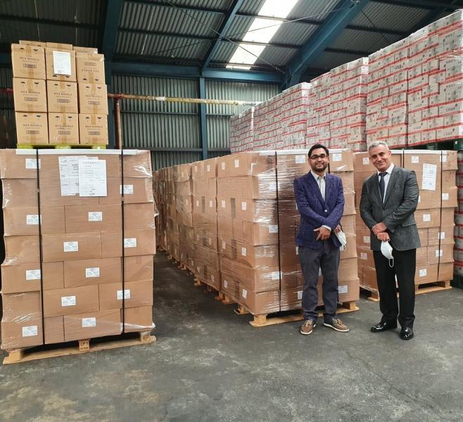 Arrivée en Corée du sud d'une cargaison d'huile d'olive tunisienne