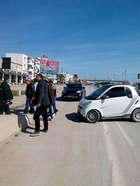 Une équipe d'Al Wataniya 1 agressée sur la route par des ...