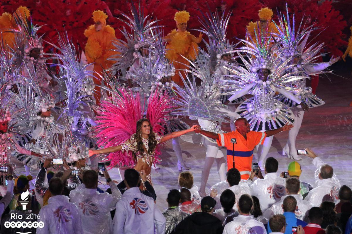 Des airs de samba