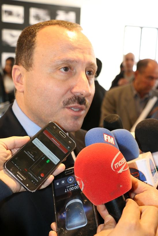 Bassem Loukil, directeur général