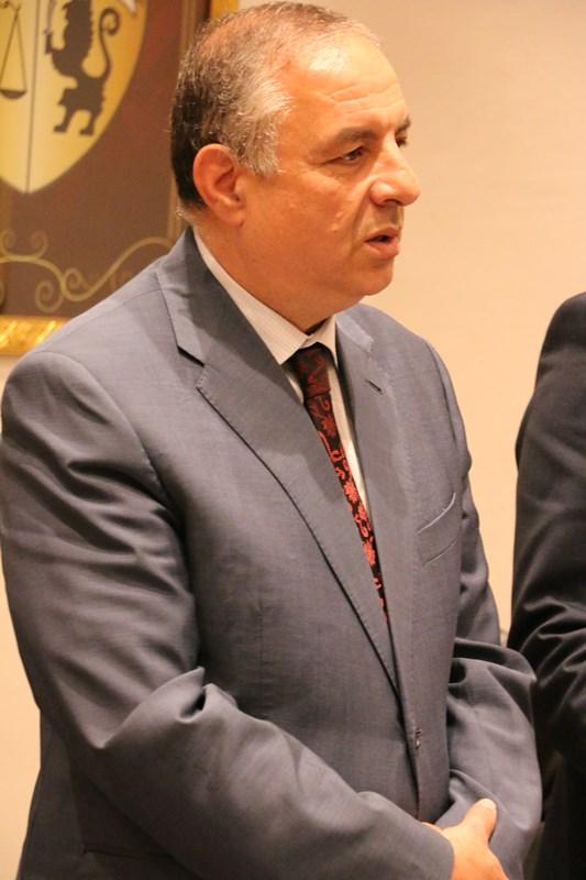 M. Mohamed Ferid Ben Tanfous, Directeur Général de l'Arab Tunisian Bank
