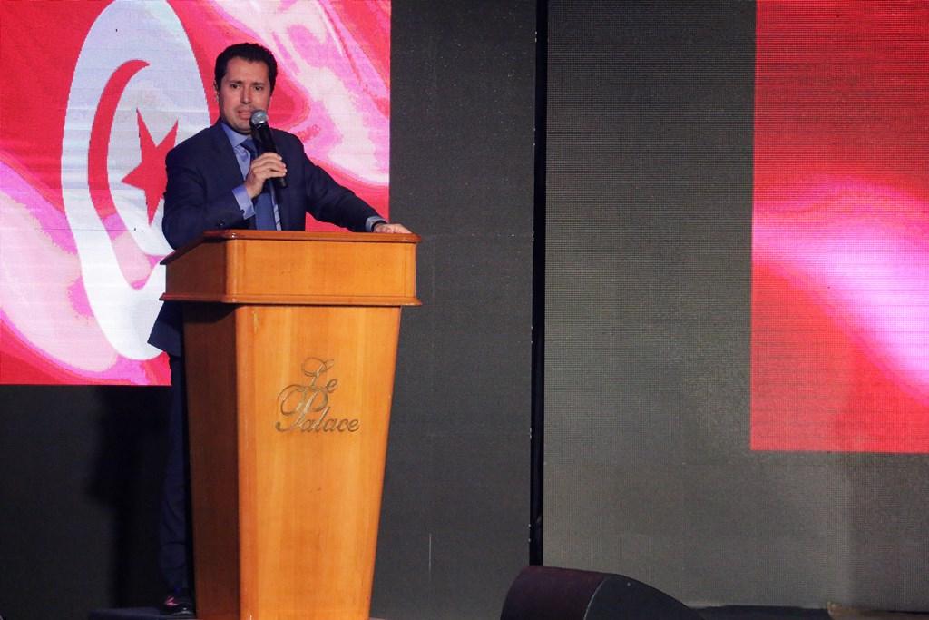 Slim Feriani, Ministre de l'Industrie et des PME