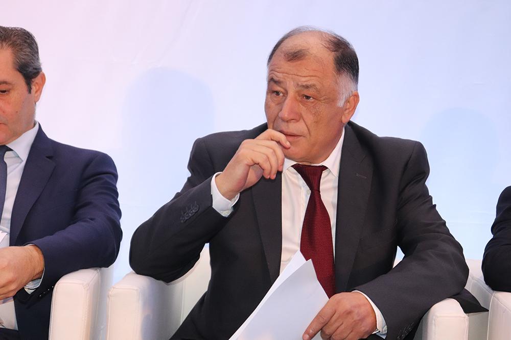 Le directeur général de l'ITES, Néji Jalloul