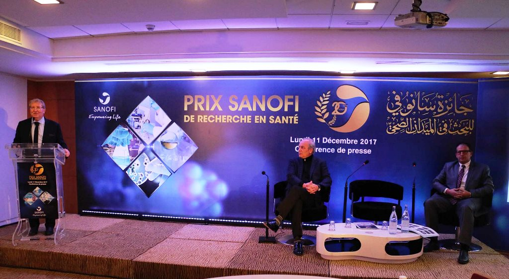 20ème édition du Prix Sanofi de Recherche en Santé
