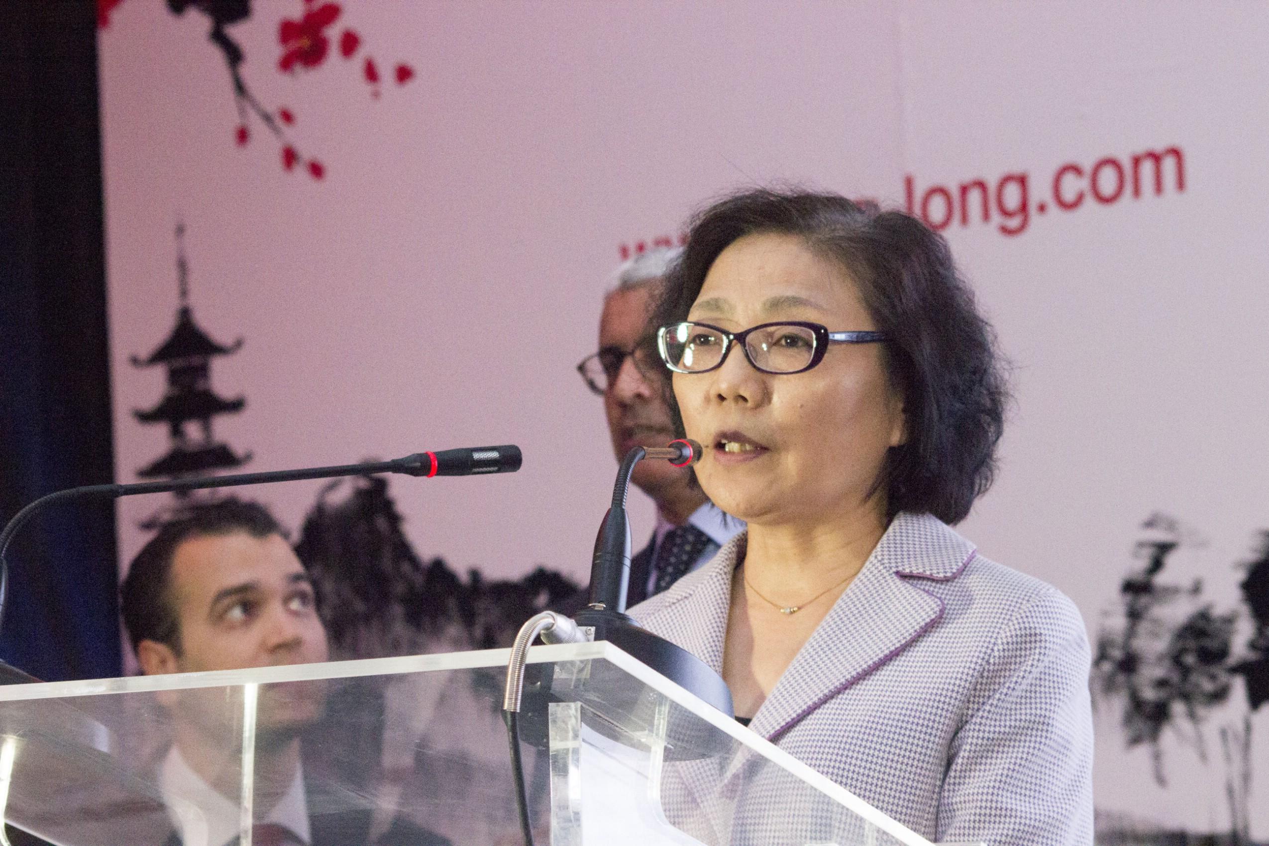 L'ambassadeur de la République Populaire de la Chine en Tunisie BIAN Yanhua