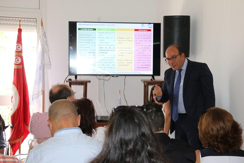 Allocution de Khaled Fakhfakh, président de la FTH