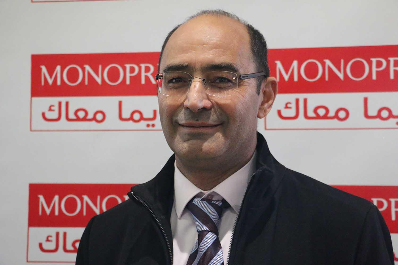 Rafik Kanoun Directeur Général de Monoprix