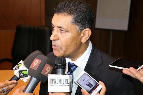 Ali Ben Belgacem PDG de la CTN