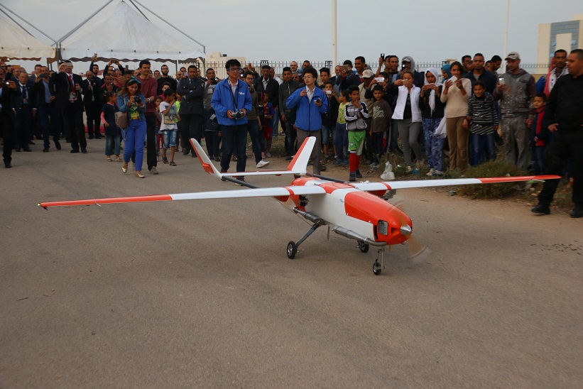 Les petits avions sans pilote envahissent le ciel de Sfax