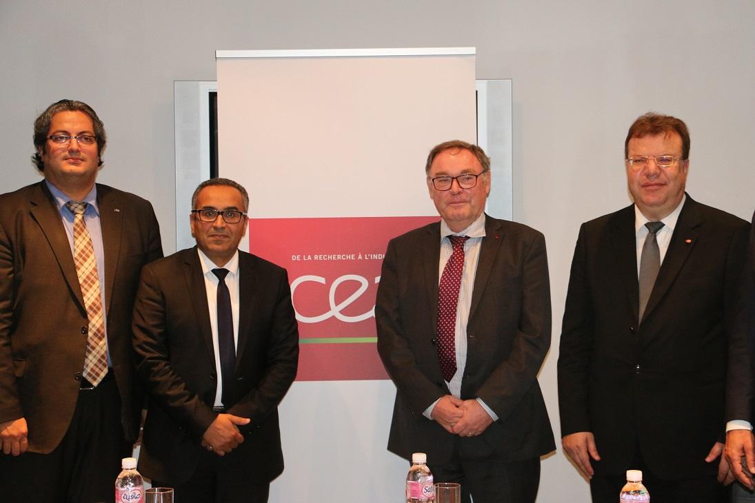 Nidhal Ouerfelli,Khalil AMIRI, Daniel VERWAERDE et Mohamed Frikha