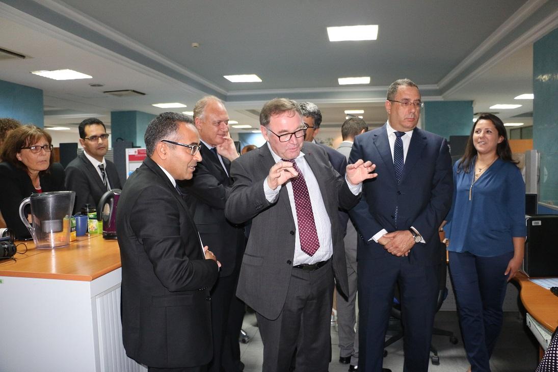 Le CEA lance sa première représentation à l'étranger à Tunis intégrant en son sein la Plate-forme LINKLAB.