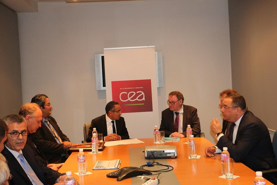 Le CEA lance sa première représentation régionale opérationnelle pour les Pays de la Méditerranée, du Moyen-Orient et de l'Afrique à Tunis