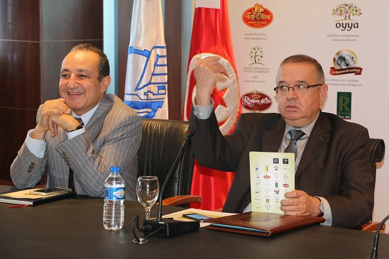 Aref Belkhiria et Abdessalem Loued
