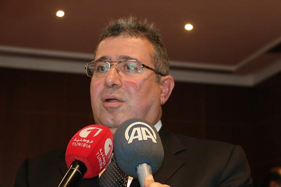 M. Chiheb Slama, Président de la fédération agro-alimentaire