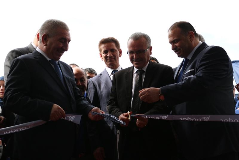 Inauguration de Condor Electronics en Tunisie