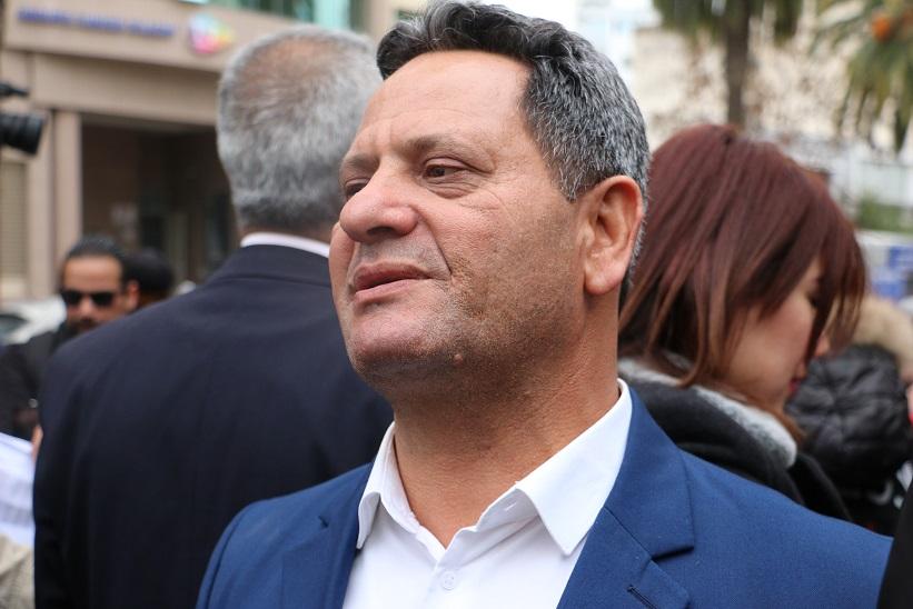 Néji Bghouri Président du syndicat des journalistes