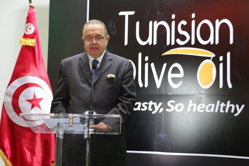 Abdessalem Loued,Président de la Chambre Syndicale des Exportateurs d'Huile d'Olive