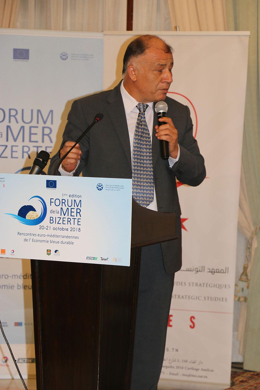 Néji Jalloul, directeur général de l'ITES