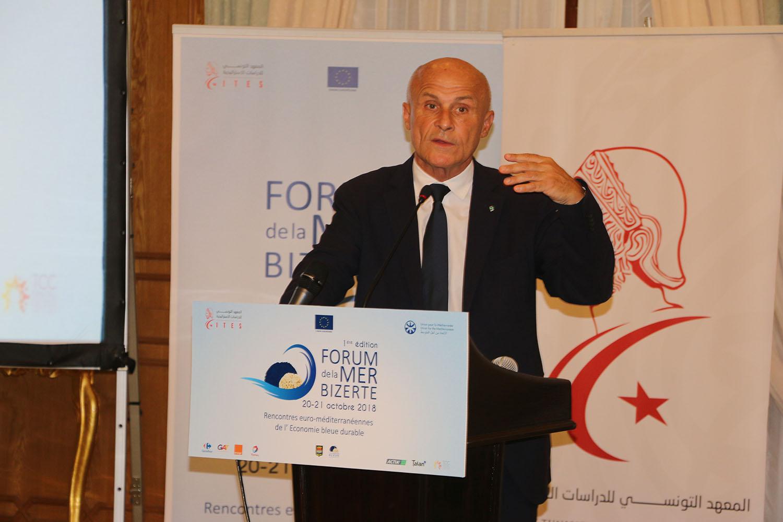 Olivier Poivre d'Arvor, Ambassadeur de France en Tunisie