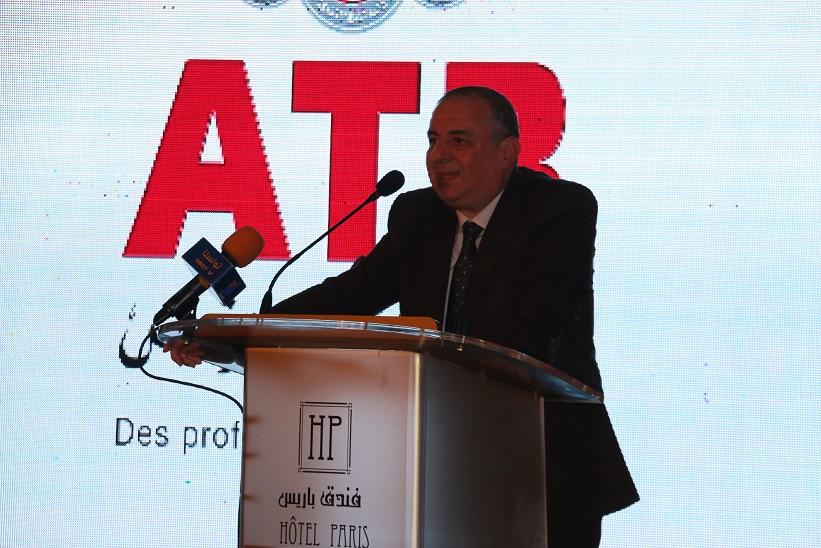 Mohamed Férid Ben Tanfous, Directeur Général de l'ArabTunisian Bank.