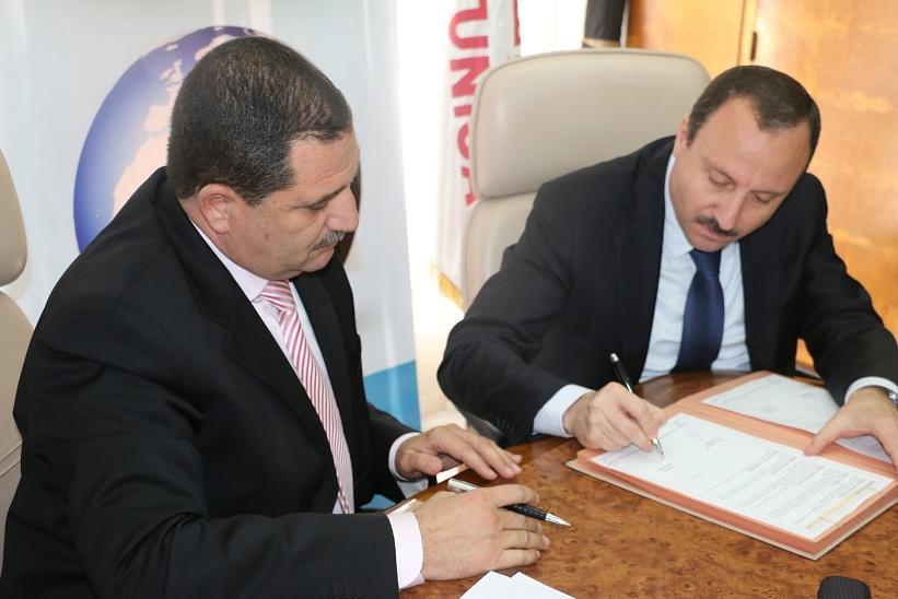 Elyes Mnakbi et  Bassem Loukil.