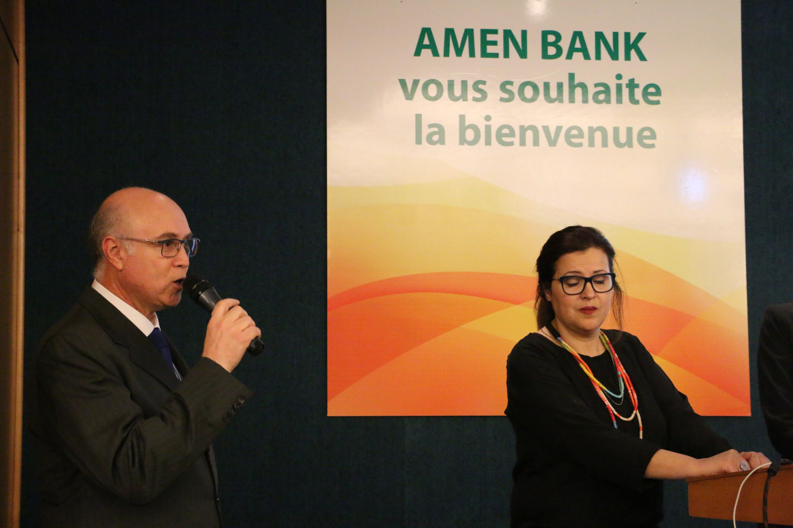 Khaled Mokaddem Directeur Marketing et Communication chez Amen Bank
