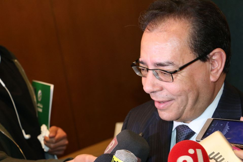 Ahmed Karam, PDG d'Amen Bank