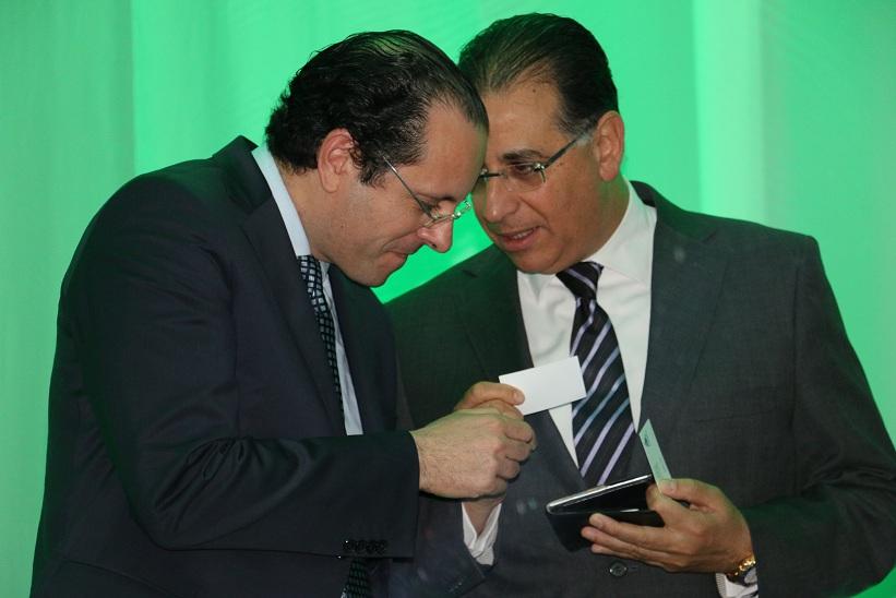 Nabil Hbchi et Walid Loukil