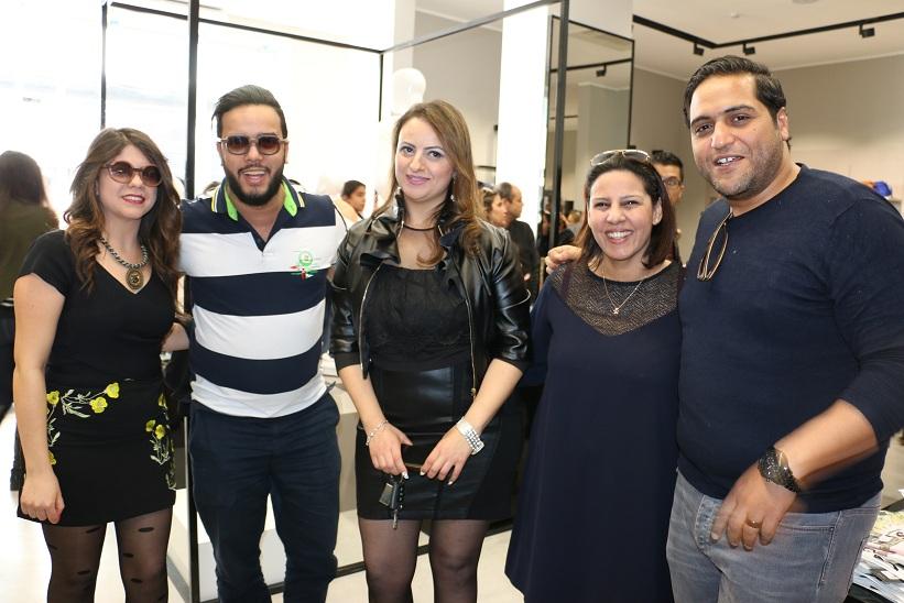 Amine Gara et Tarek Baalouche ont fait le bonheur des clients de Zen Sfax