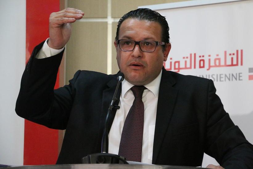 Elyes Gharbi, Président-directeur général  de la télévision tunisienne