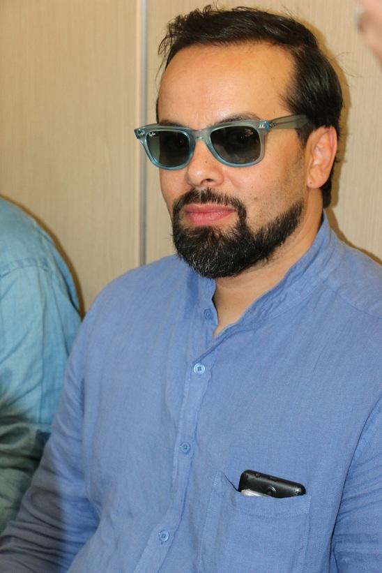 L'acteur Mohamed Ali Ben Jemaa