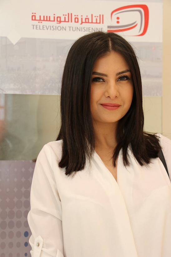 L'actrice Racha Maaouia
