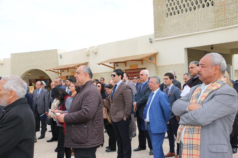 Une forte présence médiatique avec la délégation de la FTH