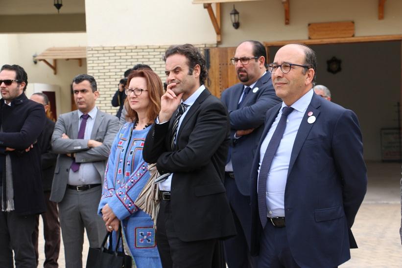 Forte délégation de la FTH
