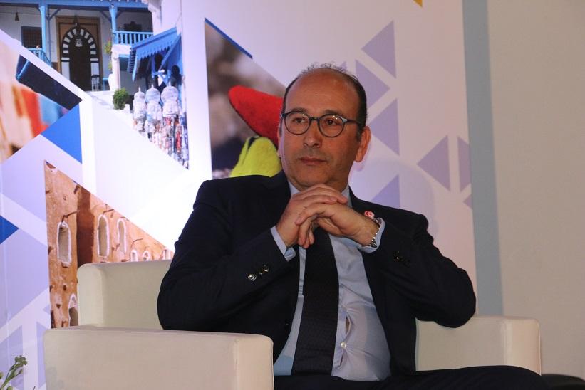Le président de la FTH Khaled Fakhfakh