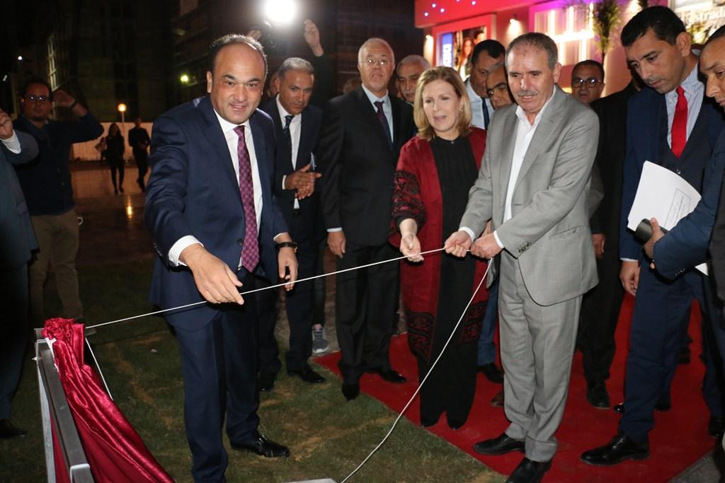 Inauguration de l'extension de Tunisia Mall
