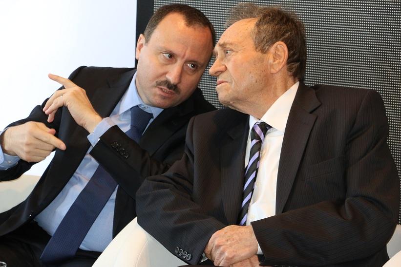 Mohamed Loukil et Bassem Loukil