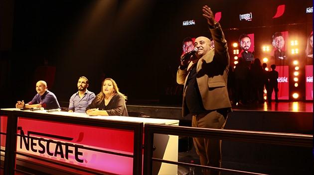 Le Jury de la 6éme édition du « Nescafé Comedy Show »