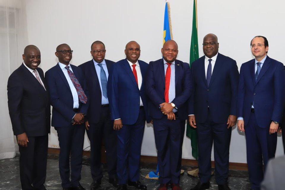 Le directeur général d'AFREXIMBANK a fait l'éloge de volonté du Congo de renforcer sa coopération avec son espace en Afrique et a confirmé la volonté de la banque d'établir un partenariat stratégique avec ce pays