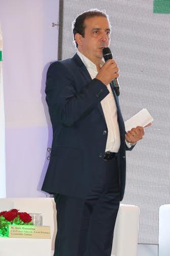 Anis Bouajina, fondateur Asel Telecom