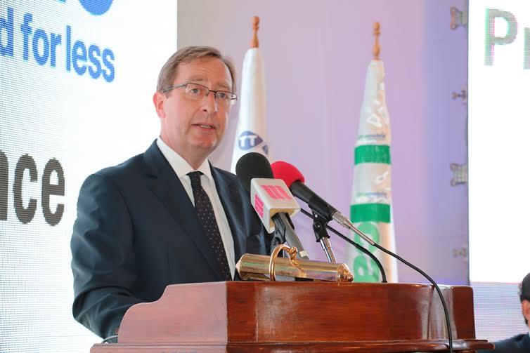 Hamish Cowell ambassadeur du Royaume-Uni en Tunisie