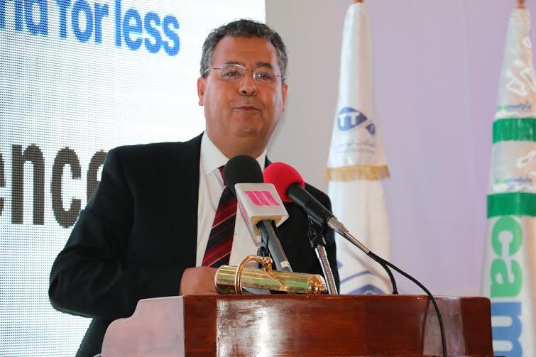 Noomane Fehri ministre des technologies de l'information et de l'économie numérique