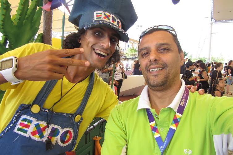 Expo Milan Les Stands : Reportage photos du showcooking au stand tunisien de l