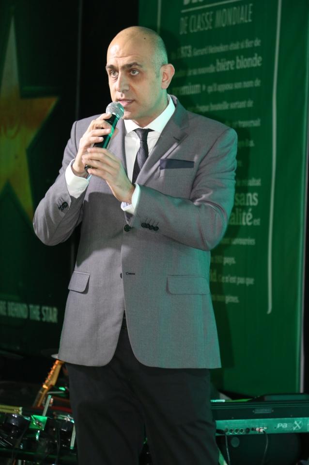 Naji Nacouzi, Directeur marketing et commercial de Sonobra