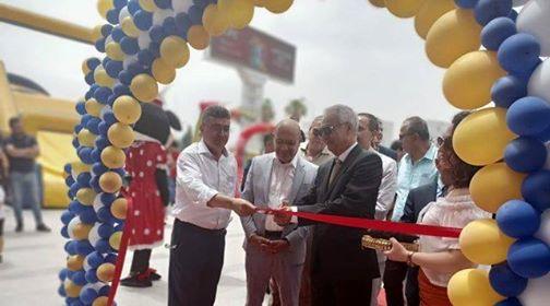 le Vicomte, le nouveau grand projet du groupe Franco Tunisien Alliance a célébré en grandes pompes l'ouverture de ses portes.