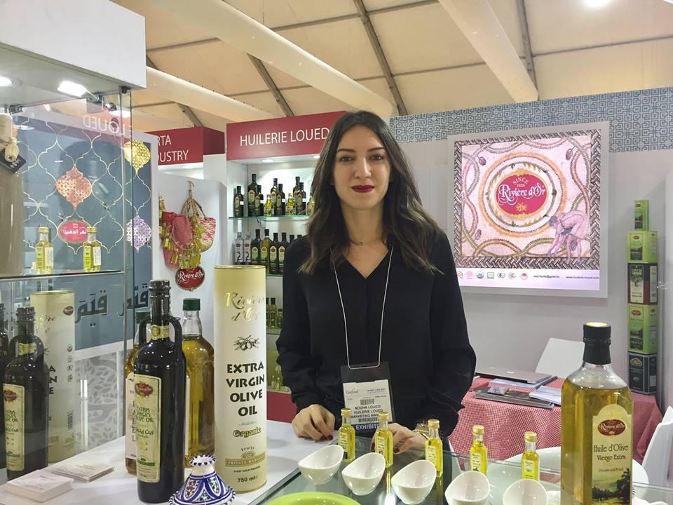 Une grande variété de produits agroalimentaires tunisiens dont notamment l'huile d'olive