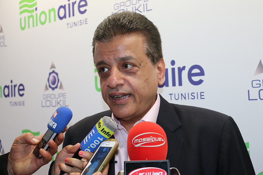Mohamed Fathy, PDG du groupe UNIONAIRE