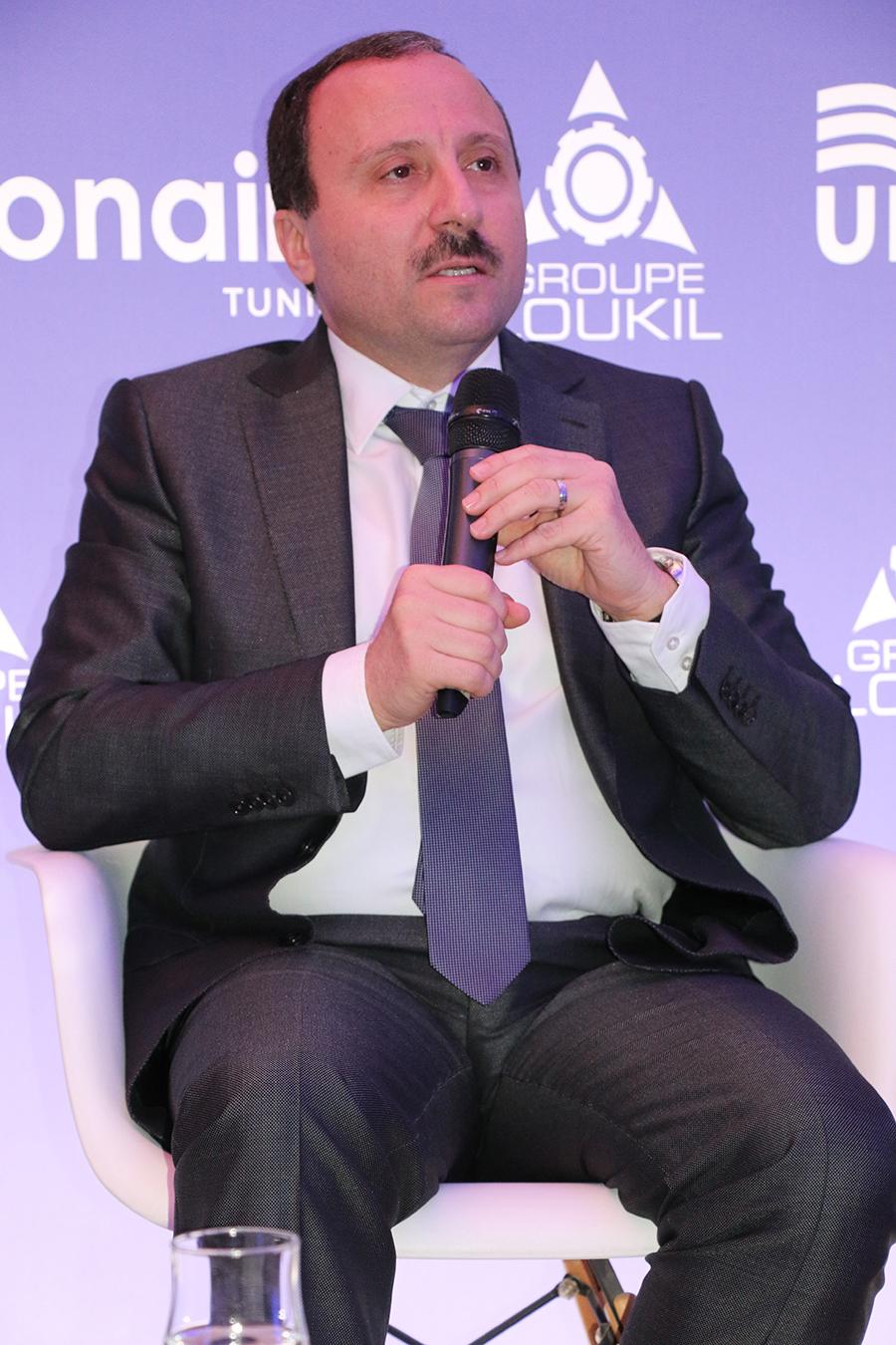 Bassem Loukil, PDG groupe Loukil