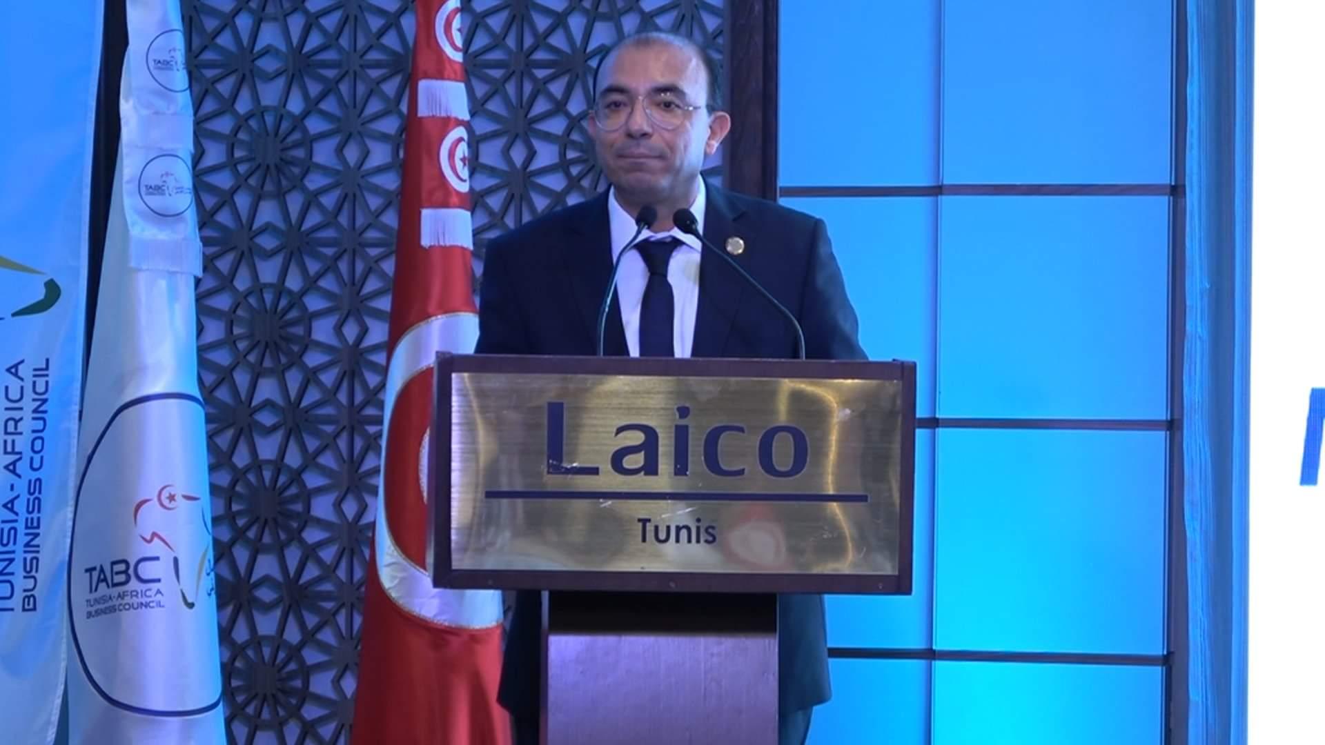 Le nouveau président du TABC Anis Jaziri